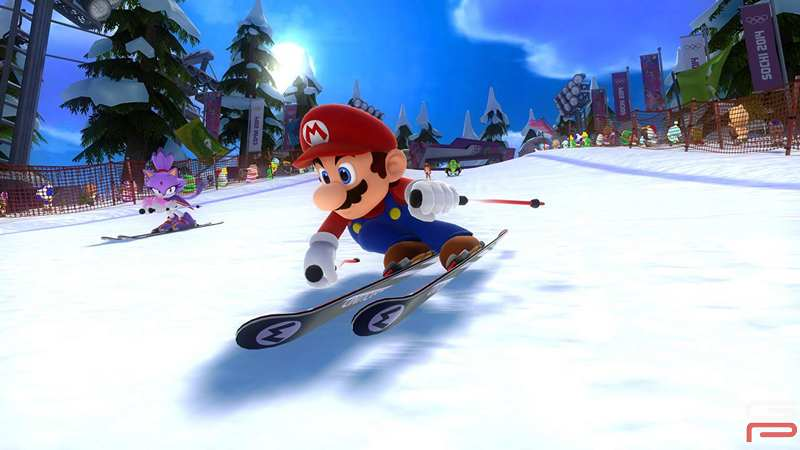 Mario N Sonic 2014 Olympic Winter  02
