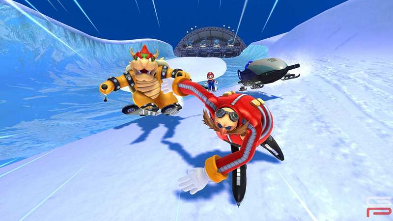 Mario N Sonic 2014 Olympic Winter  03