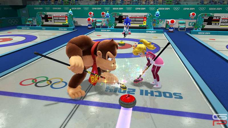 Mario N Sonic 2014 Olympic Winter  04