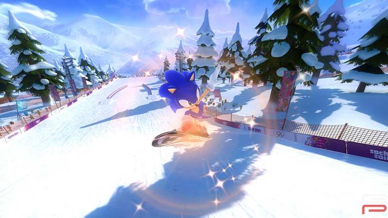 Mario N Sonic 2014 Olympic Winter  05