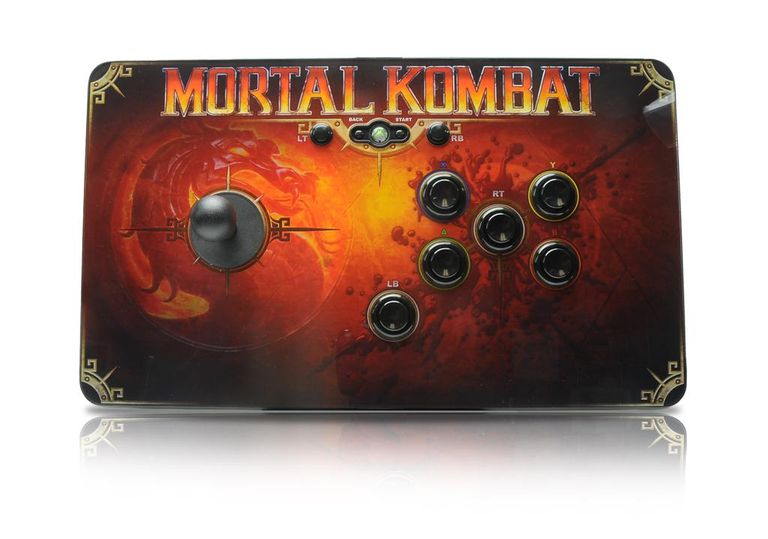 Mortal Kombat Tournament Edition Fight Stick