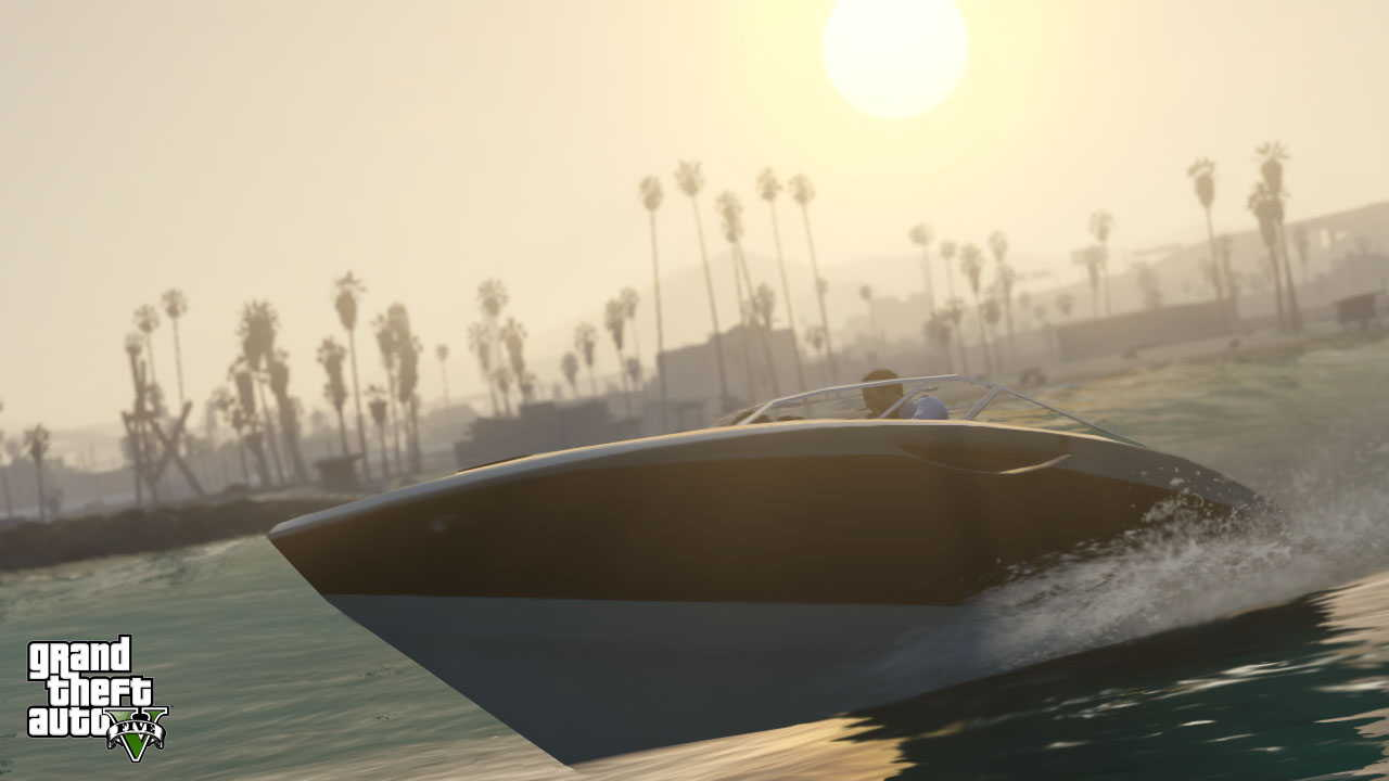 New GTA V screens highlight heists, car chases  02