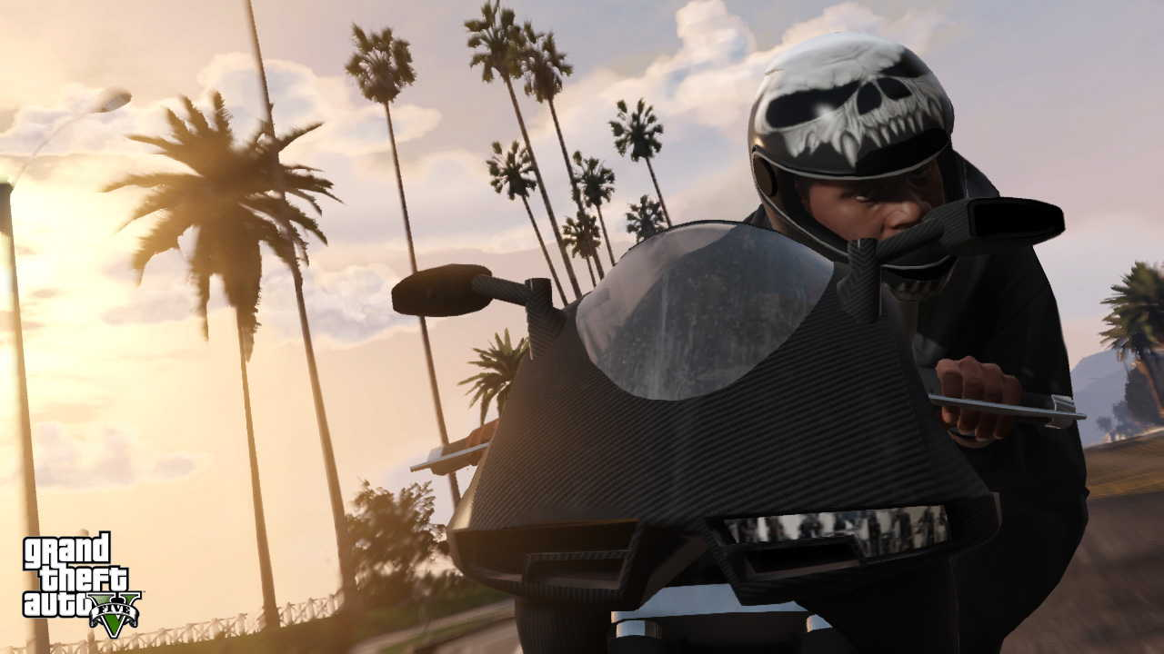 New GTA V screens highlight heists, car chases  13