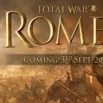 Total War: Rome II – תאריך היציאה הוכרז