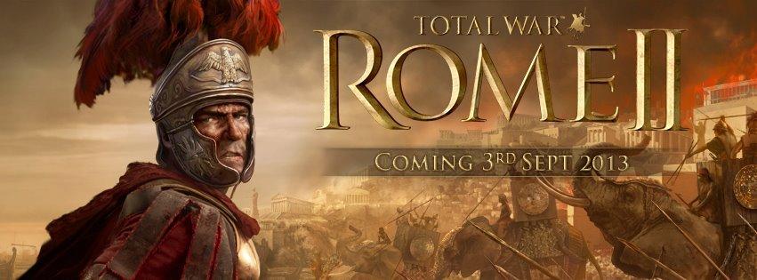 Total War ROME II - תאריך יציאה