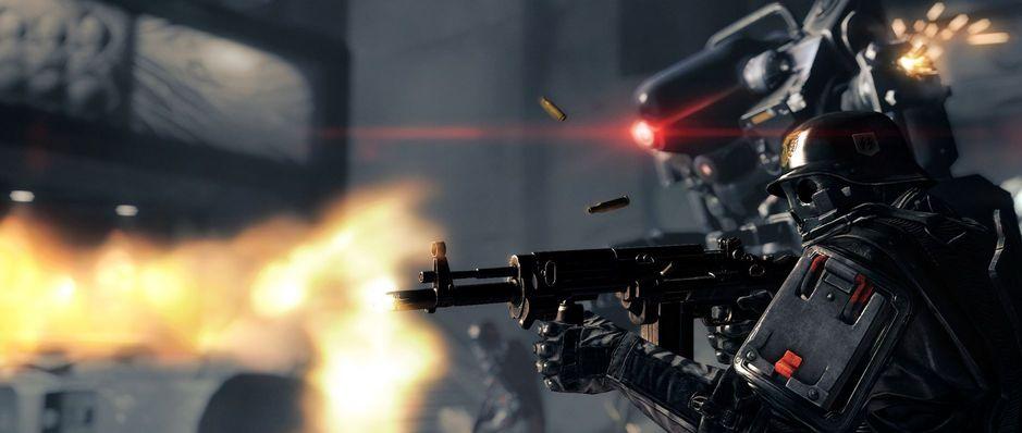 Wolfenstein The New Order מולטיפלייר