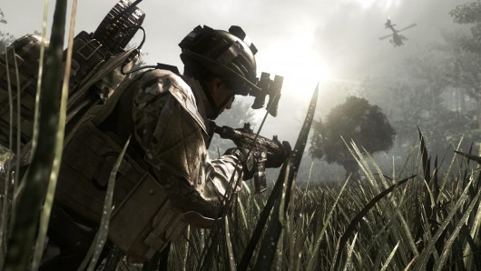 XBOX ONE cod-ghosts