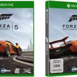 כך נראית אריזת משחק ל-Xbox One
