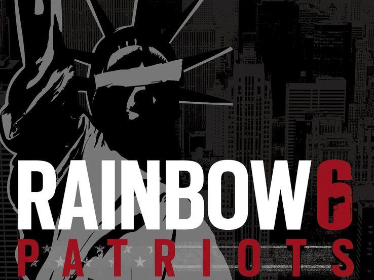 rainbow six patriot