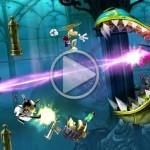 Rayman Legends: מכניקת הקרב של הבוס דרקון ומצב הקו-אופ