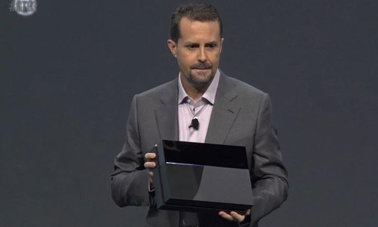 זו קונסולת PS4