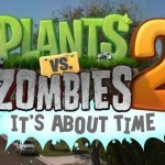 Plants vs. Zombies 2 ישוחרר בלעדית ובחינם ל- iOS ב-18/7
