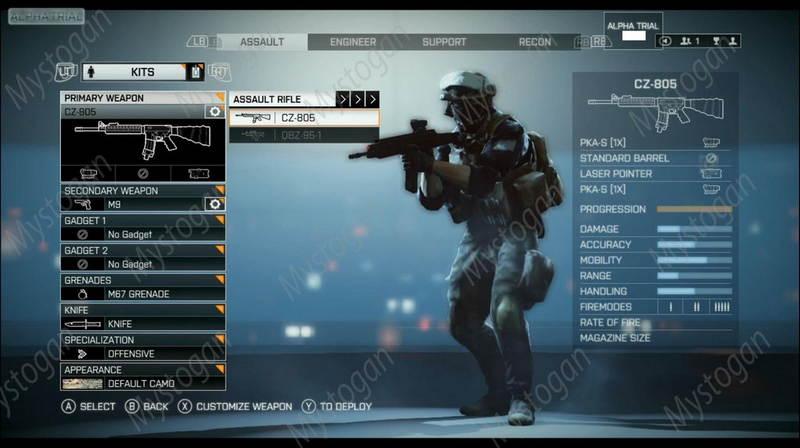 Battlefield 4 Multiplayer Alpha 11