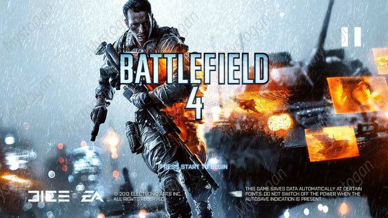 Battlefield 4 Multiplayer Alpha 16