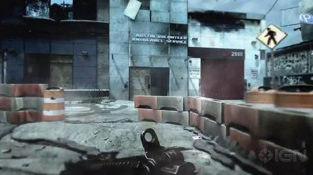 Call of Duty Ghosts E3 Campaign 05