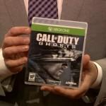 Call of Duty: Ghosts בתכנית הלילה של ג'ימי פאלון