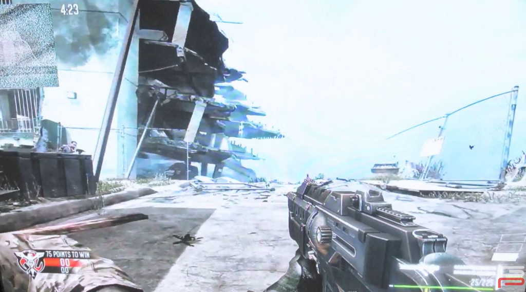 CoD Ghosts multiplayer screenshot leaked 01
