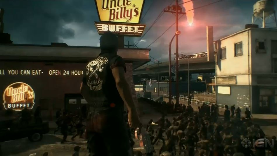 DEAdRising 3 trailer