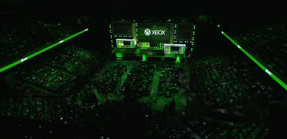 E3 מיקרוסופט לייב