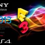 E3 2013: צפו בשידור חי של מסיבת העיתונאים של סוני
