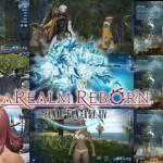 Final Fantasy XIV: A Realm Reborn – סט של 676 תמונות מהבטא