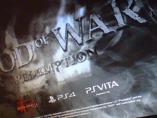 GOW4 PS4