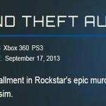 GTA V למחשב האישי (PC) מופיע באתר הסיקור הרשמי של תערוכת E3