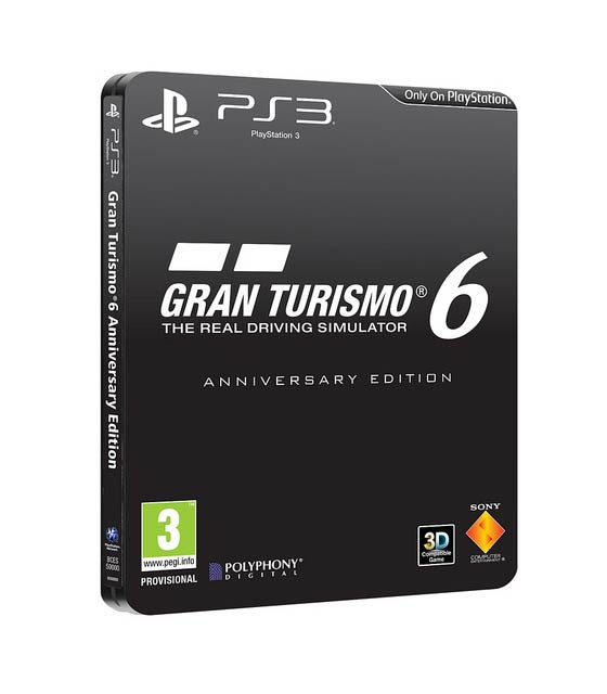 Tesla Motors Model S Signature Performance 15th By Gt6: Gran Turismo 6 – הדמו ישוחרר בשבוע הבא – GamePro
