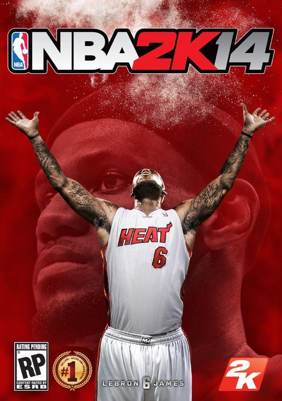 LeBron-James-Chosen-as-Cover-Athlete-for-NBA-2K14