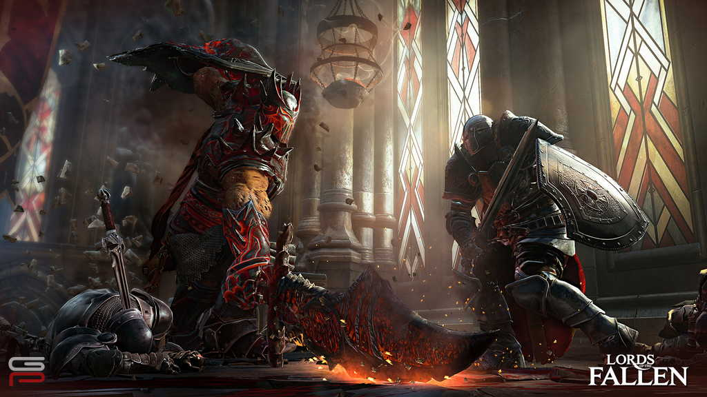 Lords of the Fallen  01
