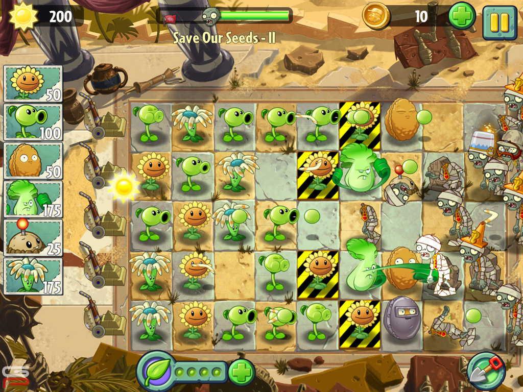 Plants vs. Zombies 2 IOS 04