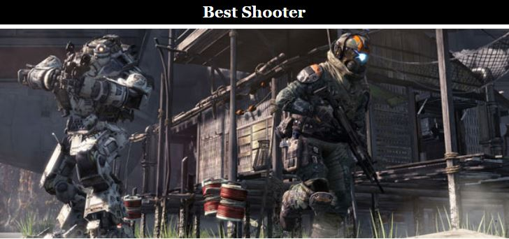 TITANFALL BEST SHOOTER