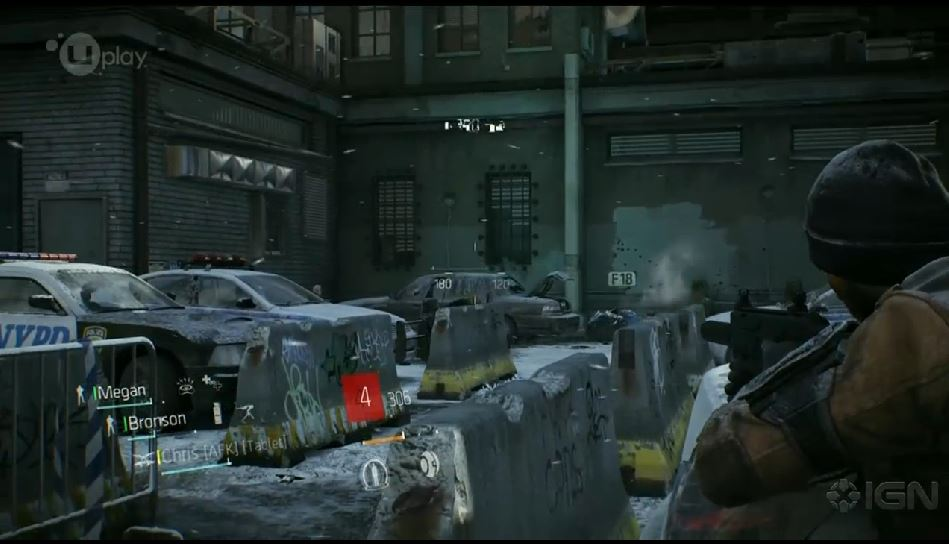 The Division MMO