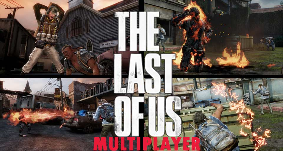 The-Last-Of-Us-מולטיפלייר