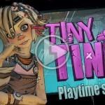 Borderlands 2 – צפו ב-5 הדקות הראשונות של Tiny Tina's DLC