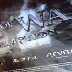 God of War חדש ל-PS4 ול- Vita?