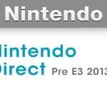 נינטנדו תקיים Nintendo Direct בתערוכת E3 2013