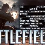 עלילת הקמפיין של Battlefield 4 נחשפת