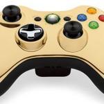 בקר Xbox 360 במהדורה מיוחדת בצבע כרום זהב יושק באוגוסט