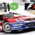 """סופ""""ש מוטורי: F1 2013 , WRC 4 , Grid 2 ועוד .."""