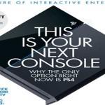 מגזין Edge: ה-PS4 היא קונסולת הדור הבא שלכם
