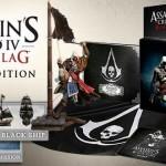 Assassin's Creed 4 – המהדורה המוגבלת נחשפת, לצד טריילר חדש