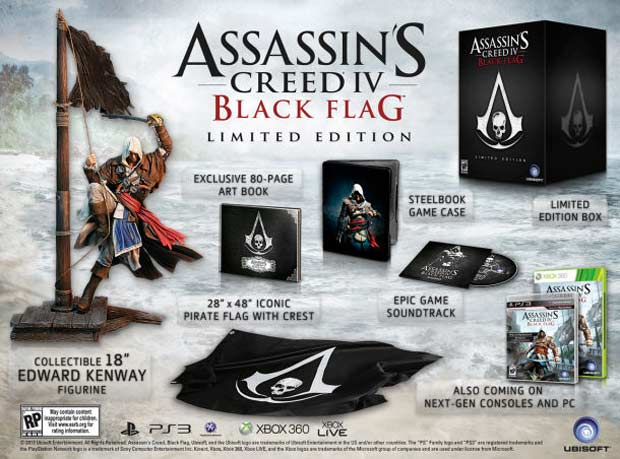 Assassin's-Creed-IV-Black-Flag-Limited-Edition