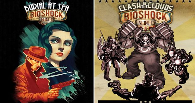 Bioshock Infinite DLC Clash in the Clouds and Burial at Sea Revealed