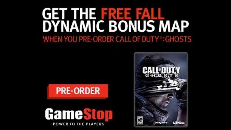 Call of Duty Ghosts מולטיפלייר מפת בונוס