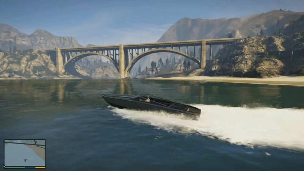 GTA-V-סירות