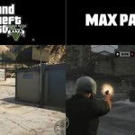Max Payne 3 Vs GTA V מכניקת הירי ראש בראש