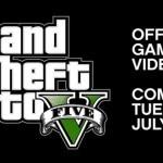 GTA V – טריילר משחקיות רשמי ישוחרר מחר