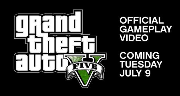 Grand Theft Auto V טריילר משחקיות מחר