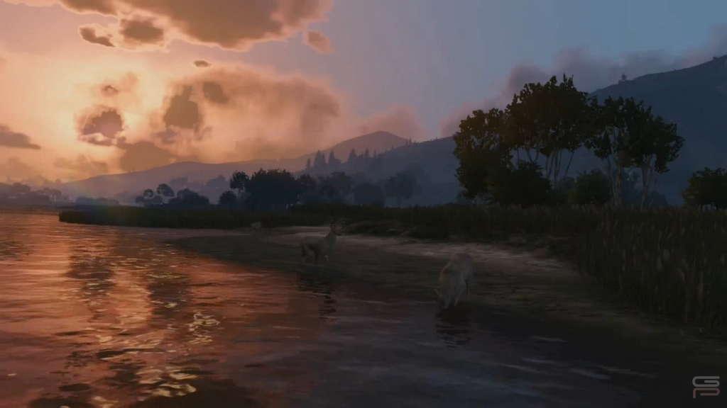 Grand Theft Auto V Gameplay Analysis graphics